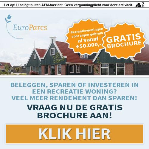 Gratis Brochure EuroParcs